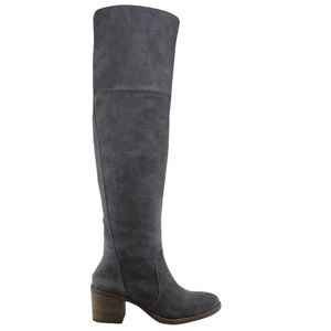 NWOT Lucky Brand Rayla Over The Knee Boots